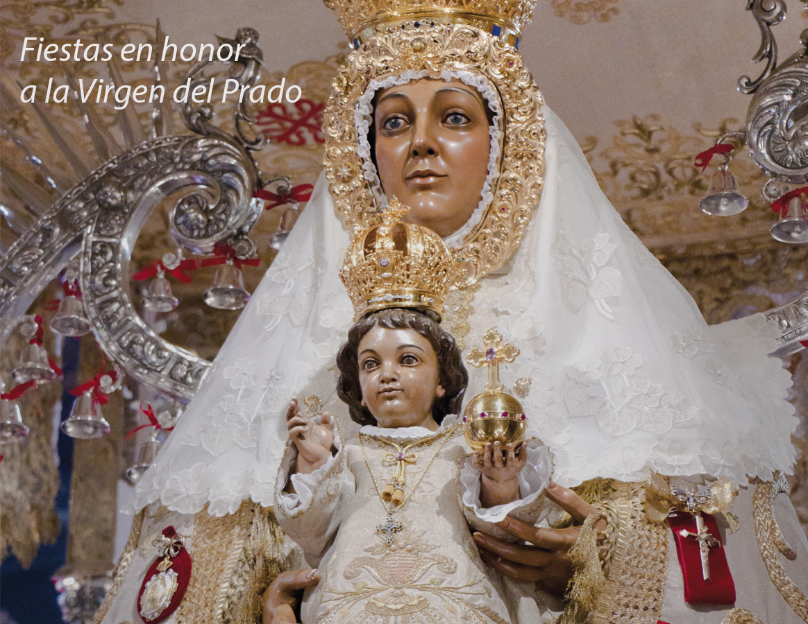 Actos y cultos en honor a la Virgen del Prado 2018